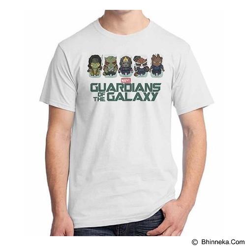 ORDINAL T-shirt Guardian of The Galaxy 11 Size XL (Merchant) - Kaos Pria