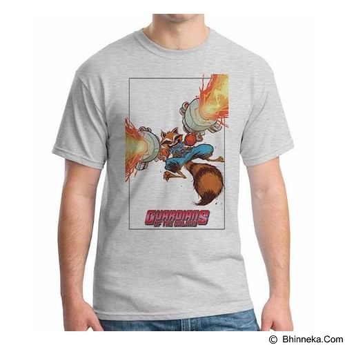 ORDINAL T-shirt Guardian of The Galaxy 12 Size S (Merchant) - Kaos Pria