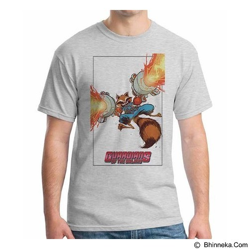ORDINAL T-shirt Guardian of The Galaxy 12 Size XXL (Merchant) - Kaos Pria