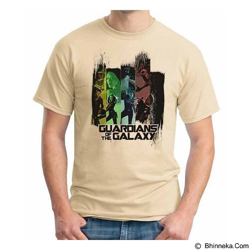 ORDINAL T-shirt Guardian of The Galaxy 15 Size XL (Merchant) - Kaos Pria