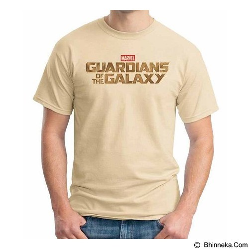 ORDINAL T-shirt Guardian of The Galaxy Logo Size S (Merchant) - Kaos Pria