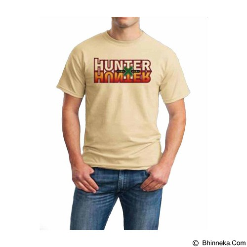 ORDINAL T-shirt Hunter X Hunter 01 Size XXL (Merchant) - Kaos Pria