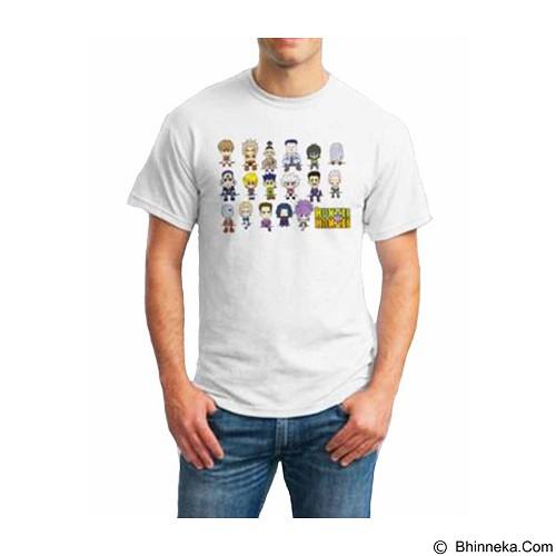 ORDINAL T-shirt Hunter X Hunter 09 Size ML (Merchant) - Kaos Pria