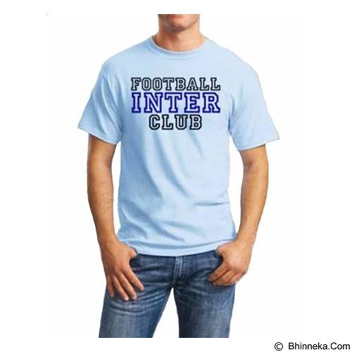 ORDINAL T-shirt Inter Milan 09 Size XL (Merchant) - Kaos Pria