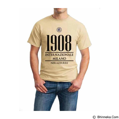 ORDINAL T-shirt Inter Milan Year Size XL (Merchant) - Kaos Pria