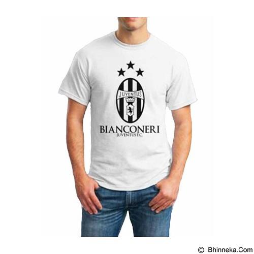 ORDINAL T-shirt Juventus 01 Size M (Merchant) - Kaos Pria