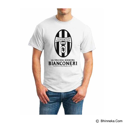 ORDINAL T-shirt Juventus 06 Size ML (Merchant) - Kaos Pria