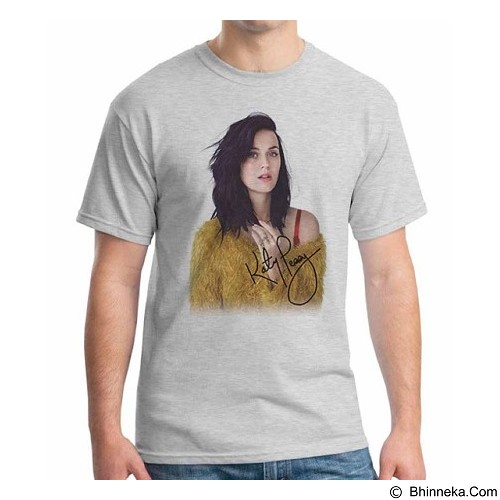 ORDINAL T-shirt Katy Perry 10 Size XXL(Merchant) - Kaos Pria