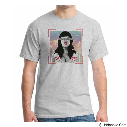 ORDINAL T-shirt Katy Perry 14 Size L (Merchant) - Kaos Pria