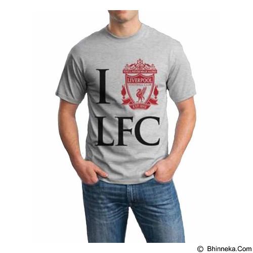 ORDINAL T-shirt Liverpool 05 Size M (Merchant) - Kaos Pria
