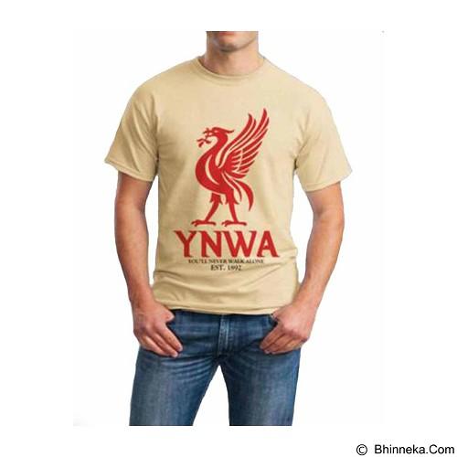ORDINAL T-shirt Liverpool 06 Size S (Merchant) - Kaos Pria