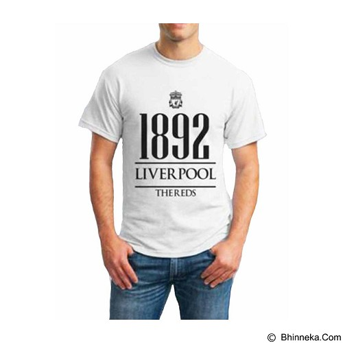 ORDINAL T-shirt Liverpool Year Size L (Merchant) - Kaos Pria