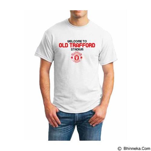 ORDINAL T-shirt Manchester United 10 Size ML (Merchant) - Kaos Pria
