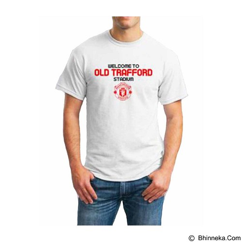 ORDINAL T-shirt Manchester United 10 Size XL (Merchant) - Kaos Pria