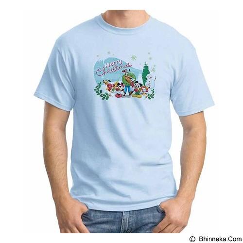 ORDINAL T-shirt Merry Christmas 01 Size XXL (Merchant) - Kaos Pria