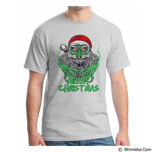 ORDINAL T-shirt Christmas - New Santa 13 Size M (Merchant) - Kaos Pria