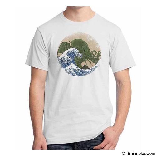 ORDINAL T-shirt Monster 06 Size S (Merchant) - Kaos Pria