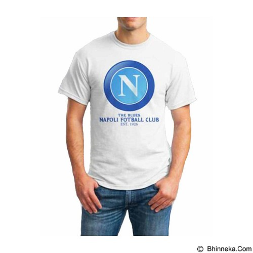 ORDINAL T-shirt Napoli 06 Size ML (Merchant) - Kaos Pria
