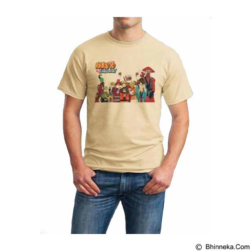 ORDINAL T-shirt Naruto 12 Size ML (Merchant) - Kaos Pria