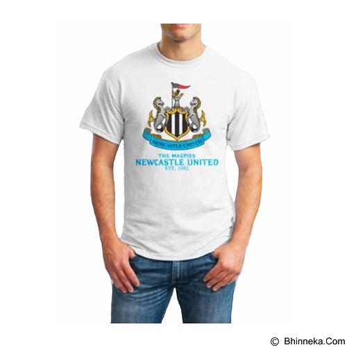 ORDINAL T-shirt New Castle United 06 Size M (Merchant) - Kaos Pria