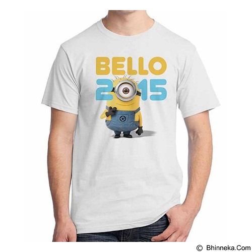 ORDINAL T-shirt New Year Bello 2015 Size XXL (Merchant) - Kaos Pria