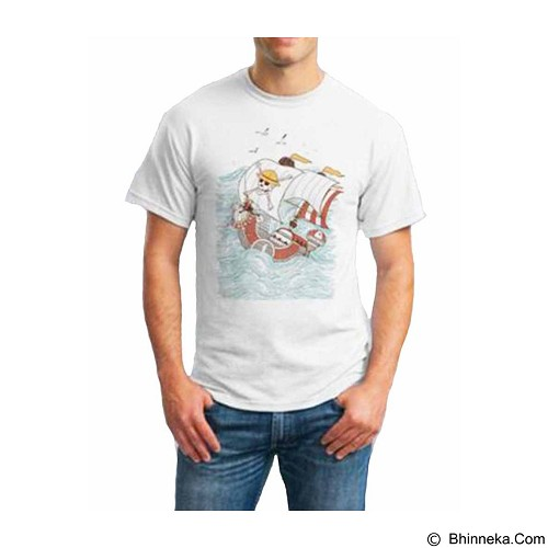 ORDINAL T-shirt One Piece 05 Size ML (Merchant) - Kaos Pria