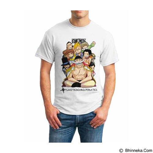 ORDINAL T-shirt One Piece 09 Size ML (Merchant) - Kaos Pria