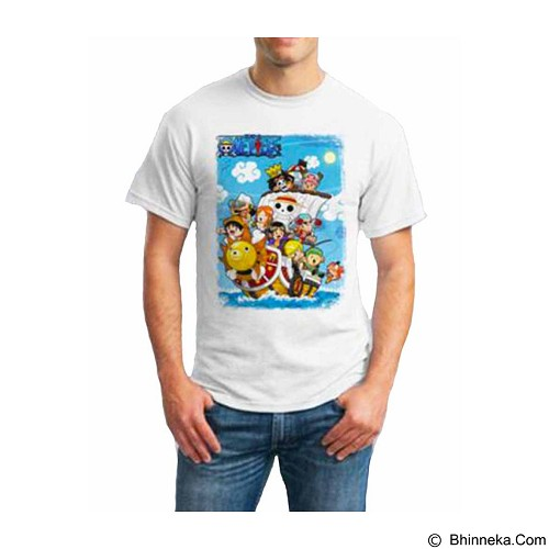 ORDINAL T-shirt One Piece 11 Size S (Merchant) - Kaos Pria