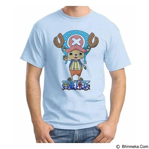 ORDINAL T-shirt One Piece Chopper NW 02 Size S (Merchant) - Kaos Pria