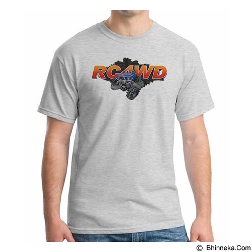 ORDINAL T-shirt RC Car 02 Size XL (Merchant) - Kaos Pria