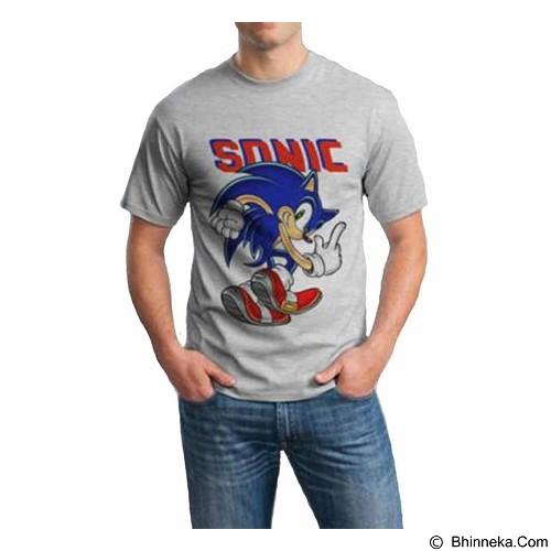 ORDINAL T-shirt Sonic 01 Size XXL (Merchant) - Kaos Pria