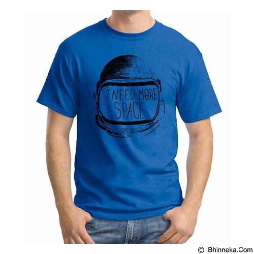 ORDINAL T-shirt Space 14 Size XXL (Merchant) - Kaos Pria