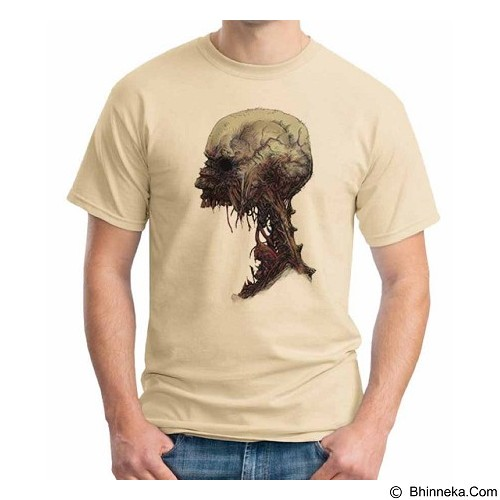 ORDINAL T-shirt Zombie Attack 18 Size XL (Merchant) - Kaos Pria