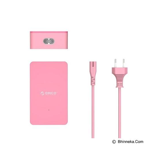 ORICO CSE-5U Wall Charger Adapter [ORI-CHG-CSE-5U-US-PK] - Pink - Universal Charger Kit