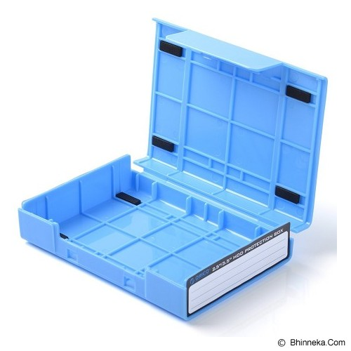 ORICO HDD Protection Box PHP-35 [ORI-HDD-PRTEC-PHP-35-BL]  -  Blue - Hdd External Case