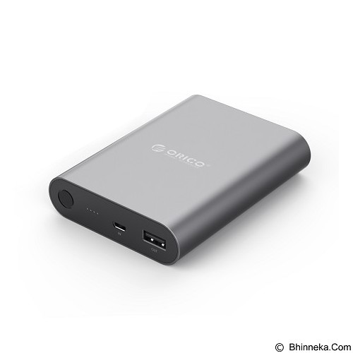 ORICO Power Bank Q1 Quick Charger 2.0 10400mAh [ORI-PWR-BNK-Q1] - Portable Charger / Power Bank