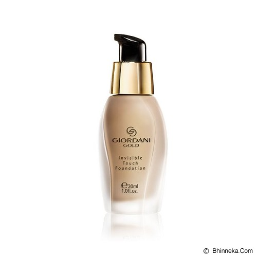 ORIFLAME Giordani Gold Invisible Touch Foundation - Light Ivory - Face Foundation
