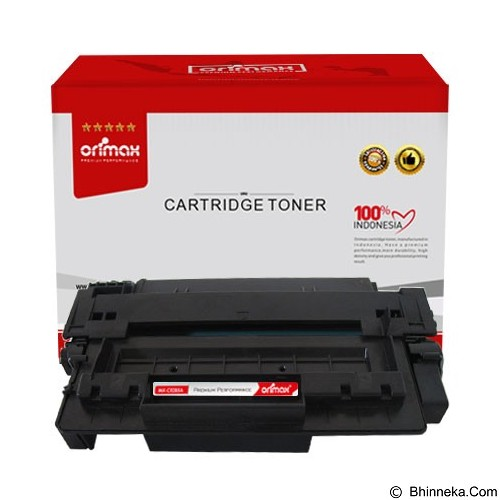 ORIMAX Cartridge Premium Performance [MX-CE255A] (Merchant) - Toner Printer Hp