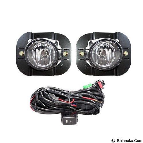 OTOMOBIL Fog Lamp Set for Nissan March 2010 (Merchant) - Lampu Mobil