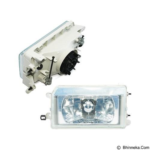 OTOMOBIL Head Lamp Crystal Series Toyota Kijang Grand [AI-CT181] (Merchant) - Lampu Mobil