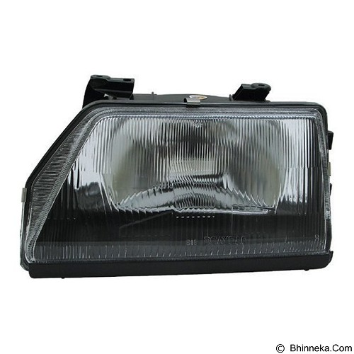 OTOMOBIL Head Lamp Kiri Honda Civic Wonder 3 Door 1984-1987 (Merchant) - Lampu Mobil