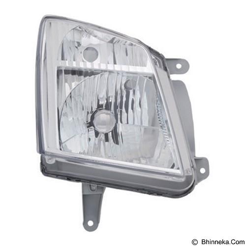 OTOMOBIL Head Lamp Lights Isuzu D-Max 2006-2010 Kristal Kanan (Merchant) - Lampu Mobil