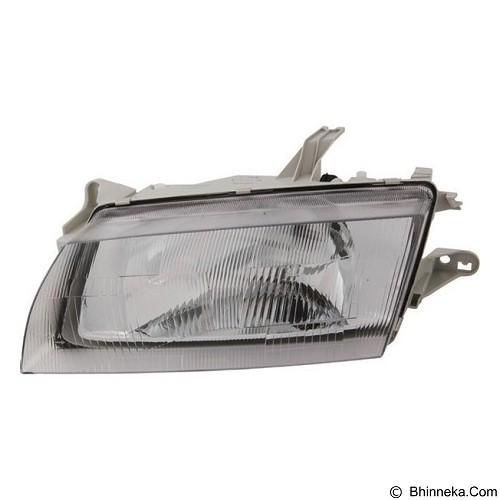 OTOMOBIL Head Lamp Lights Kiri Mazda 323 1997-1999 [SU-MZ-20-5494-08-2B] (Merchant) - Lampu Mobil