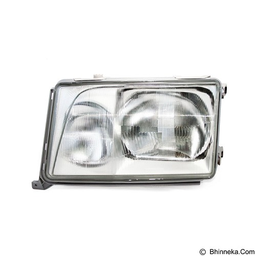 OTOMOBIL Head Lamp Lights Mercedes Benz W124 1990 - Kiri (Merchant) - Lampu Mobil