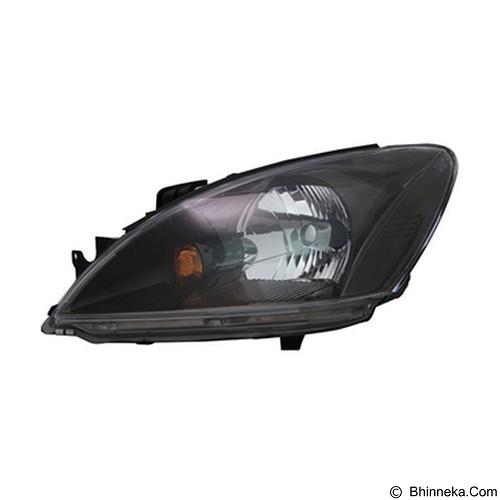 OTOMOBIL Head Lamp for Mitsubishi LANCER 2004-2006 Smoke - Kiri (Merchant) - Lampu Mobil