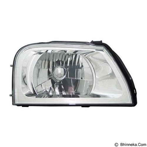 OTOMOBIL Head Lamp for Mitsubishi MB L200 1995-2002 - Kanan (Merchant) - Organizer Mobil