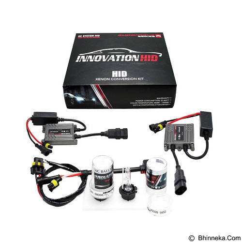 INNOVATION HID Supernova 4300K [D2R] -White (Merchant) - Lampu Mobil