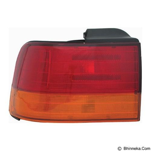 OTOMOBIL Stop Lamp Kiri Honda Accord Maestro 1992-1993 - Red Yellow (Merchant) - Lampu Mobil