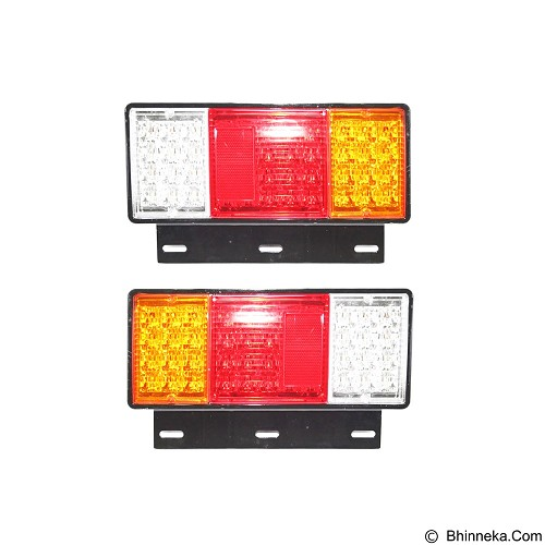 OTOMOBIL Stop Lamp Tail Lights Isuzu Panther Pickup LED - Set (Merchant) - Lampu Mobil