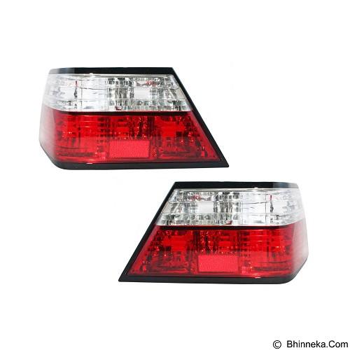 OTOMOBIL Stop Lamp Tail Lights Mercedes Benz 1990 W124 Kristal - Set (Merchant) - Lampu Mobil